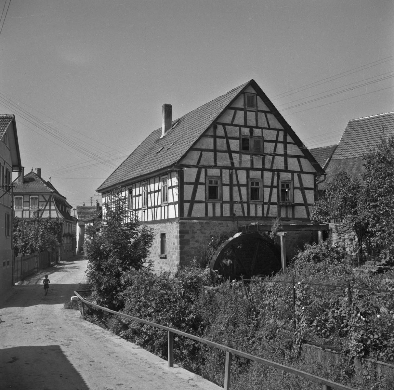 Buckelsmühle