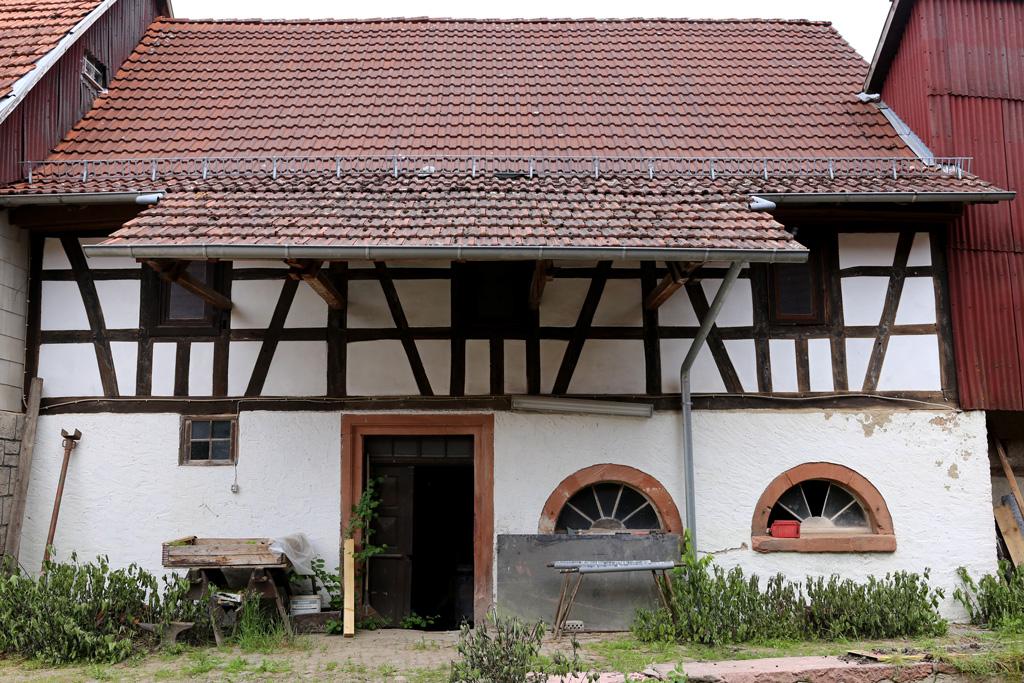 Die Neumühle in Rimbach