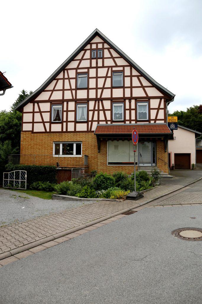 Die Pfeifersmühle in Zotzenbach - ehemalige Bäckerei