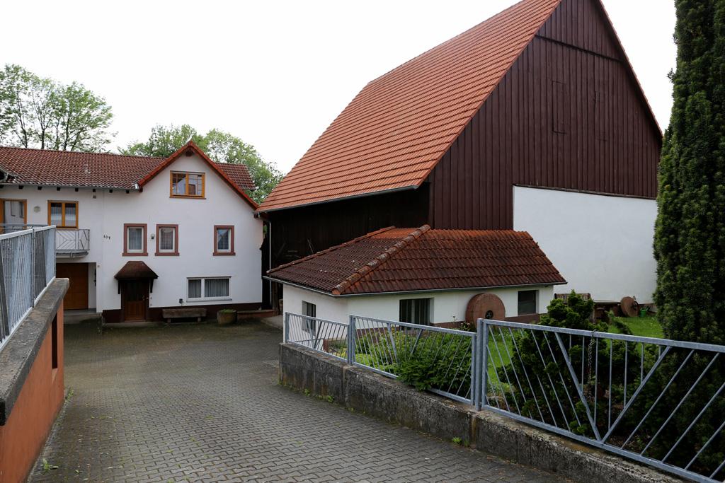 Vollrathsmühle Zotzenbach Spurensuche