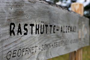 Weg zur Alzenau (Rimbach)