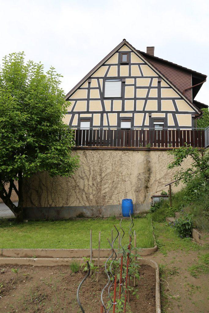 Die Buckelsmühle in Rimbach