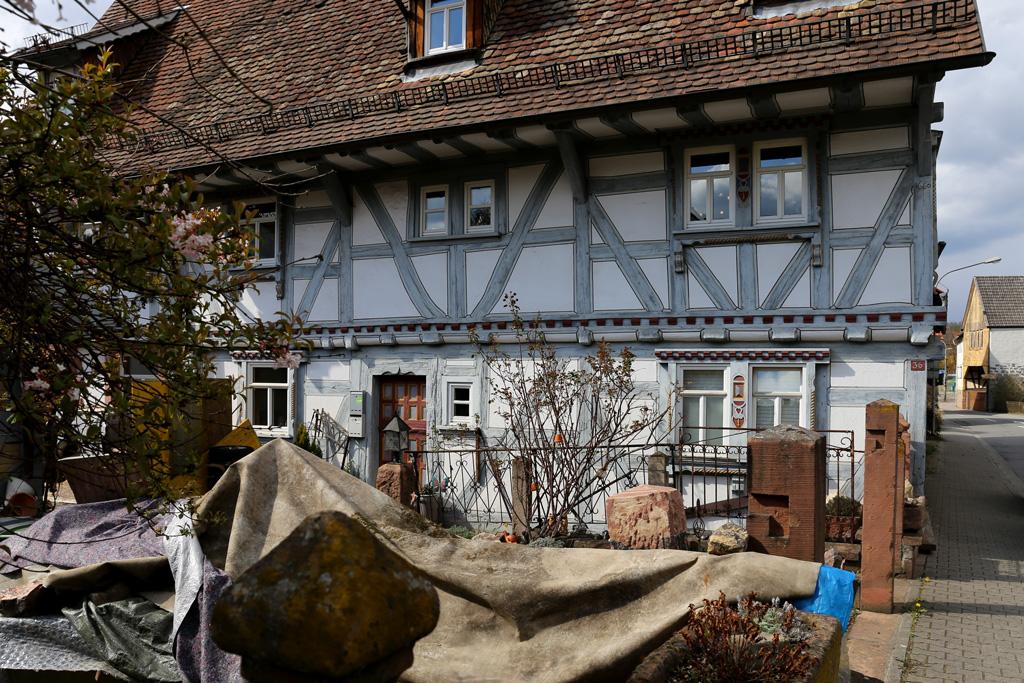 Haus von 1660 Ellenbach